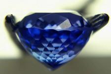 Синий камень в ювелирных украшениях