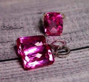 Розовый топаз и его свойства