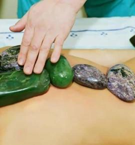 Лечение камнями и минералами