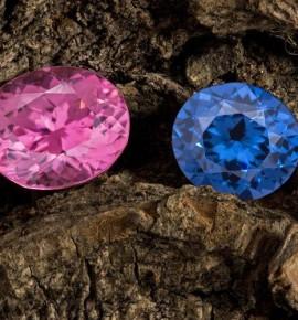 Камень шпинель в ювелирных изделиях