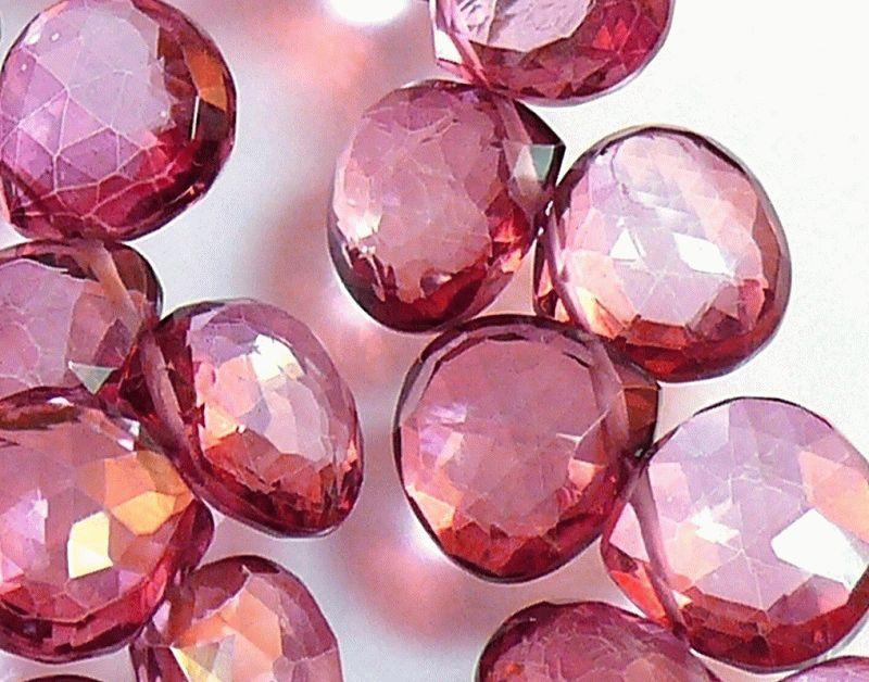 Месторождения розового кварца