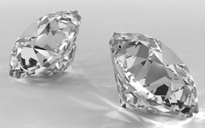 Натуральный и синтетический алмазы