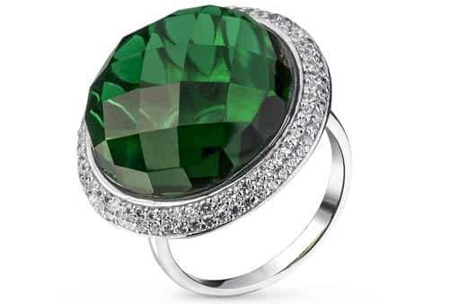 Алпанит камень в ювелирных украшениях