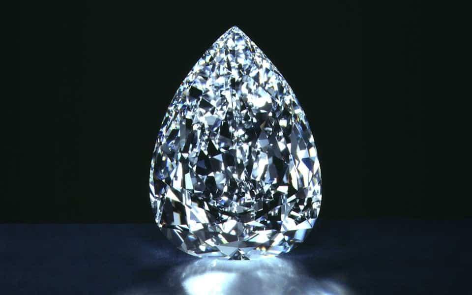 Звезда сезона в десятки самых дорогих бриллиантов