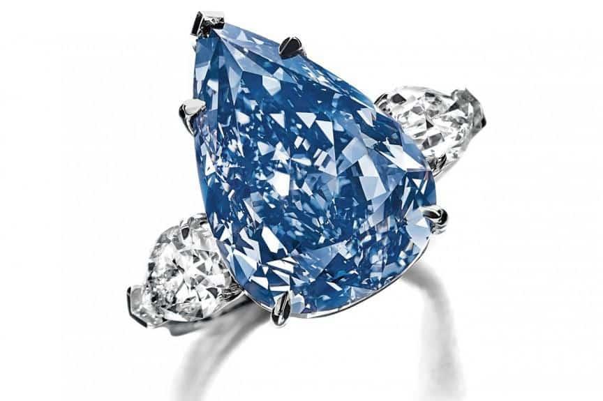 Кольцо с бриллиантом и оценка цвета и чистоты