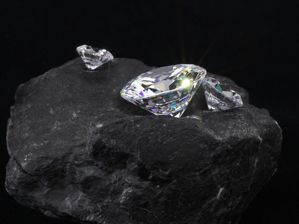 Алмаз и его месторождение