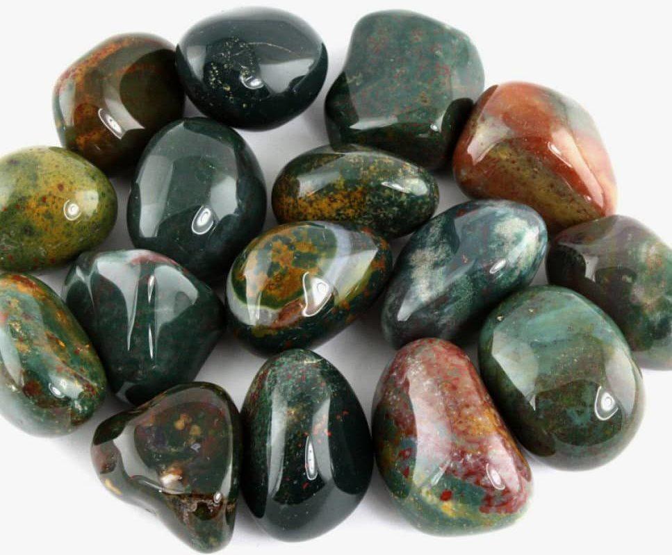 Камень гелиотроп и его оттенки