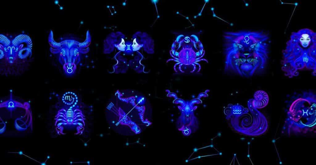 сочетание знаков зодиака