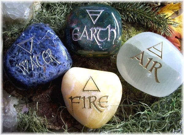 Какие камни подходят для различных стихий по знакам