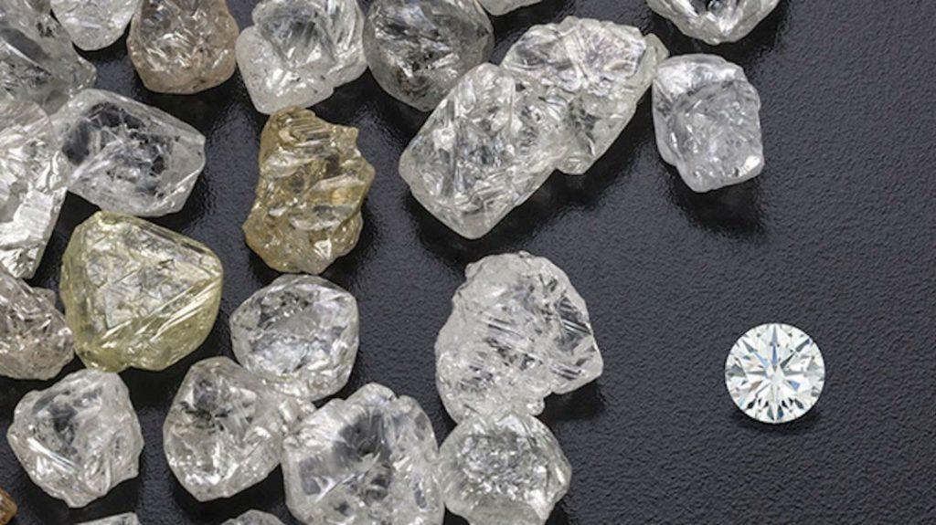 Свойства минерала алмаз