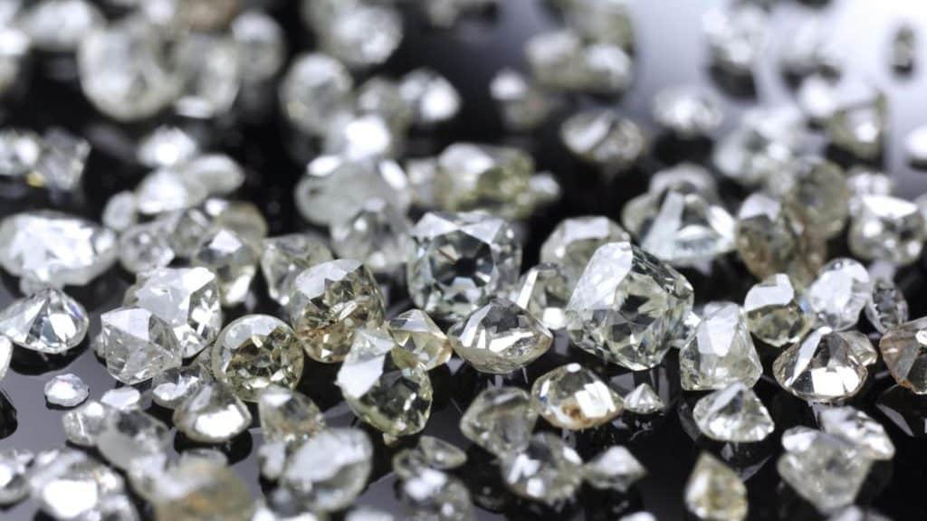 Целебные свойства алмаза