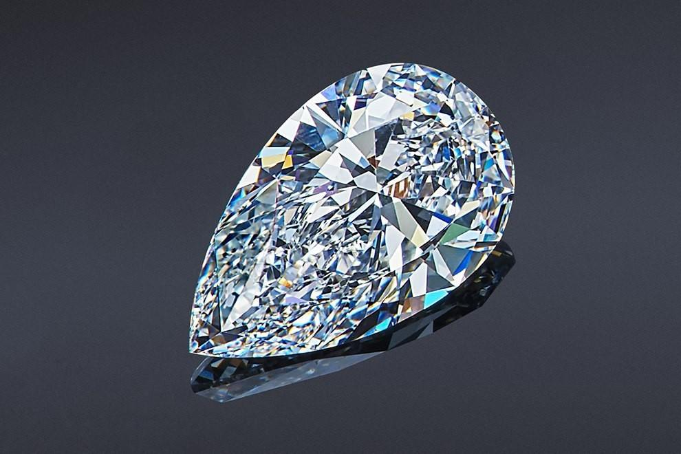Химический состав алмаза