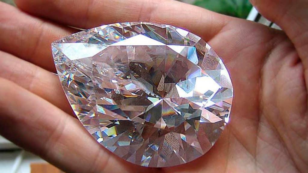 Алмаз и его свойства