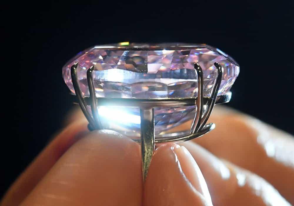 как происходит добыча алмазов