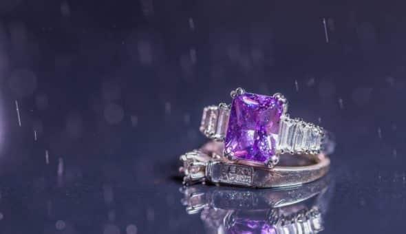 как нейтрализовать примету если камень выпал из кольца
